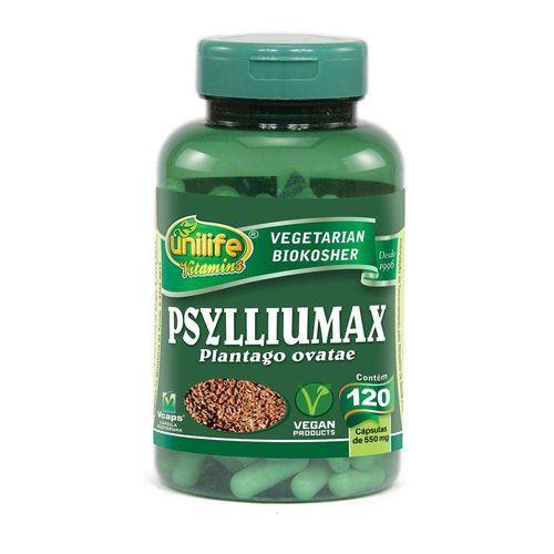 Psyllium Psylliumax 120 Capsulas