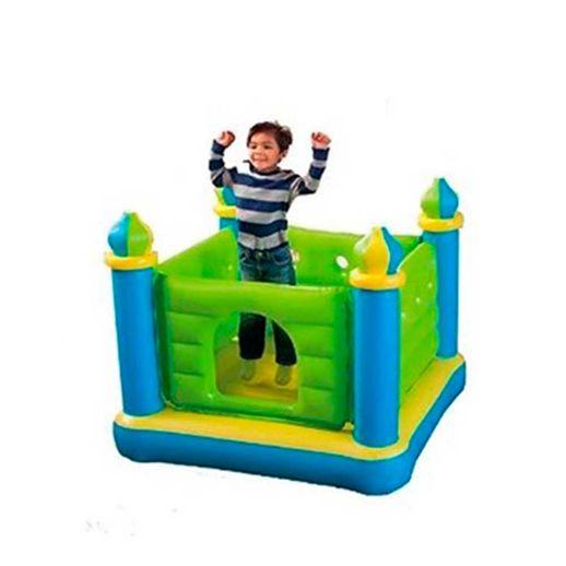 Tudo sobre 'Pula Pula Castelo Encantado Junior - Intex'