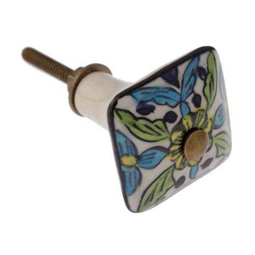 Puxador de Cerâmica 1702 Color Le Souk