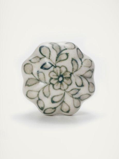 Puxador de Ceramica Garden