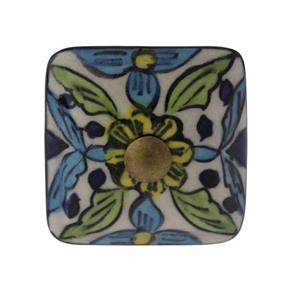 Puxador Porta Cerâmica 8x4