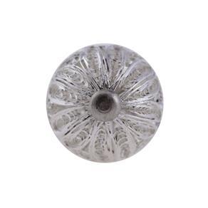 Puxador Porta Metal Prata Ta1534 A6Xd3 Cm