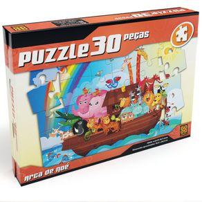 Tudo sobre 'Puzzle 30 Peças Arca de Noé'
