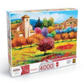 Tudo sobre 'Puzzle 4000 Peças Verão em Lourmarin'
