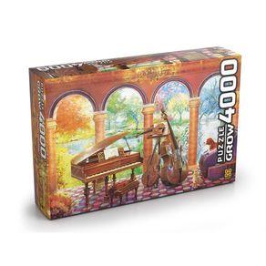 Tudo sobre 'Puzzle 4000 Peças Vivaldi as Quatro Estações'
