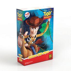 Tudo sobre 'Puzzle 60 Peças Toy Story'