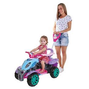 Tudo sobre 'Quadriciclo Infantil Menina Maral'