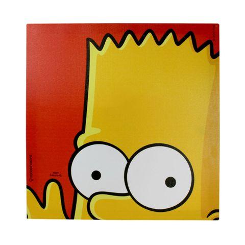Tudo sobre 'Quadro Bart Curioso Quadro Bart Simpson'