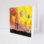 Quadro Decorativo - Rick And Morty - Tag 16x16