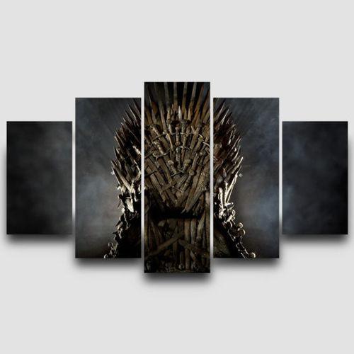 Quadro Mosaico Game Of Thrones