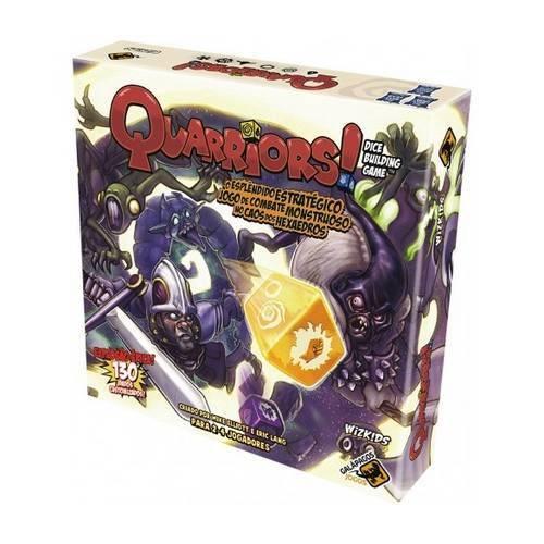 Tudo sobre 'Quarriors Galápagos Board Game Qua001'