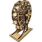 Quebra-Cabeça 3D Roda Gigante - Cia Laser