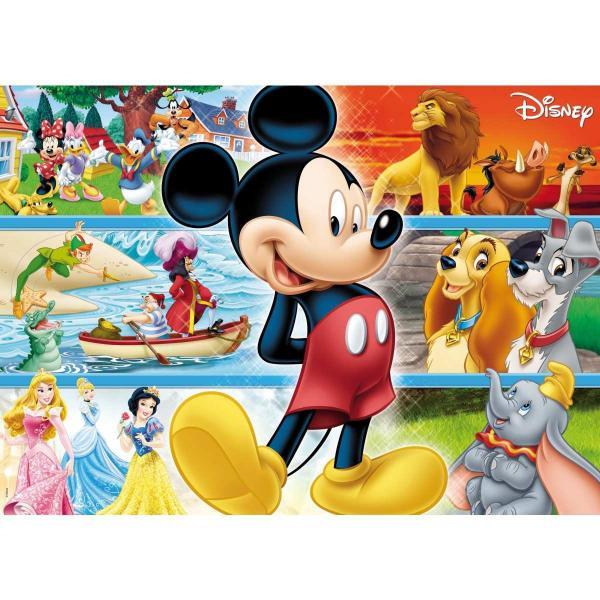 QUEBRA-CABECA Disney Gigante 48PECAS GROW