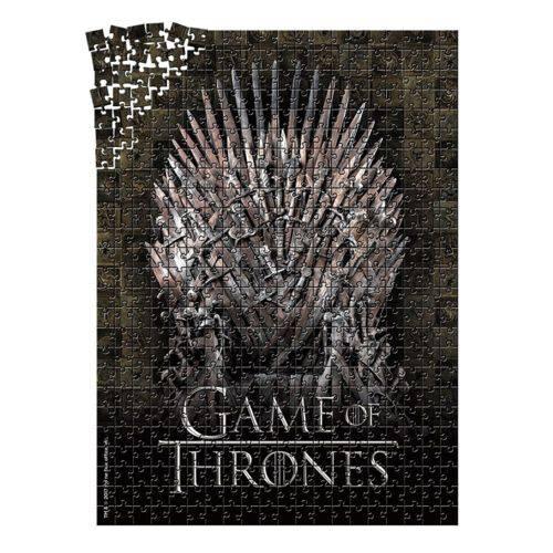 Tudo sobre 'Quebra Cabeca Game Of Thrones 500pcs'