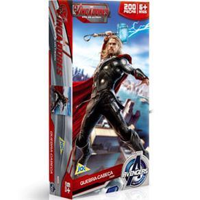 Tudo sobre 'Quebra-Cabeça Toyster Thor - 200 Peças'