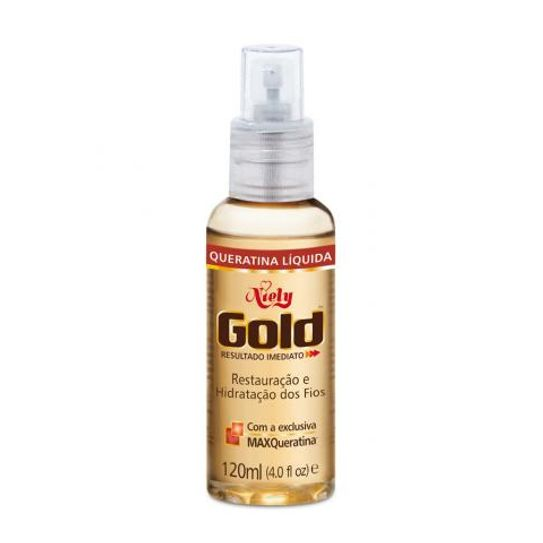 Queratina Niely Gold Líquido 120ml