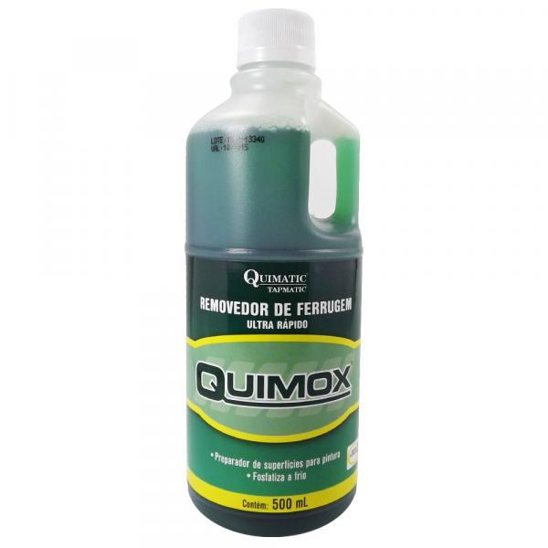 Quimox Removedor de Ferrugem Ultrarrápido 500ml - Quimatic