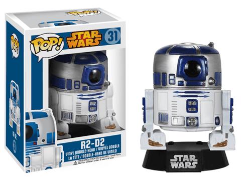 R2-D2 - Funko Pop - Star Wars - 31