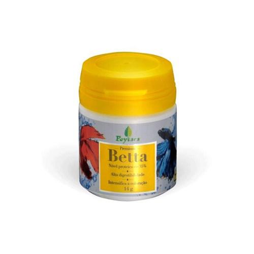 Ração Betta Poytara - 14g