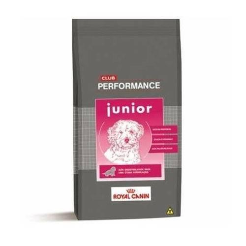Tudo sobre 'Ração Club Performance Junior Royal Canin 15kg'
