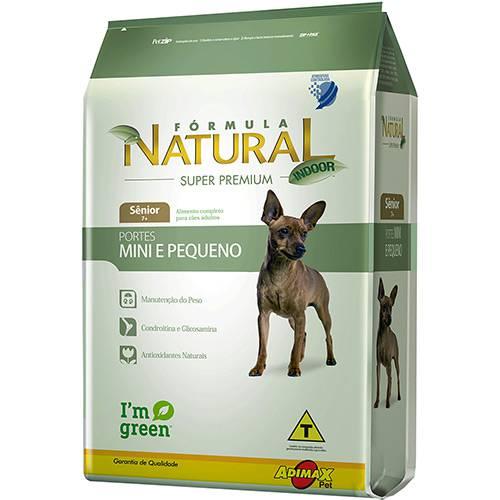 Tudo sobre 'Ração Fórmula Natural Super Premium para Cão Sênior Mix 7kg'