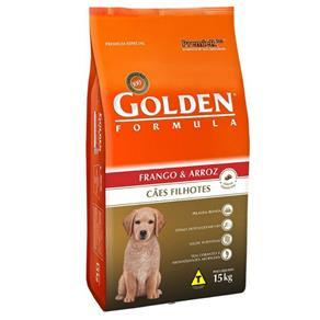Tudo sobre 'Ração Golden Cães - Filhote - Frango - 15kg - 15 KG'