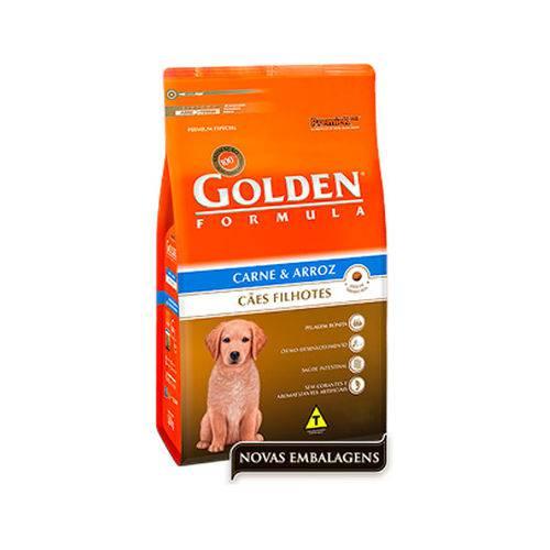 Tudo sobre 'Ração Golden para Cães Filhotes Carne 15kg - Premier Pet'
