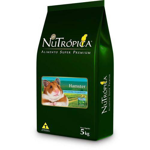 Tudo sobre 'Ração Nutrópica para Hamster'