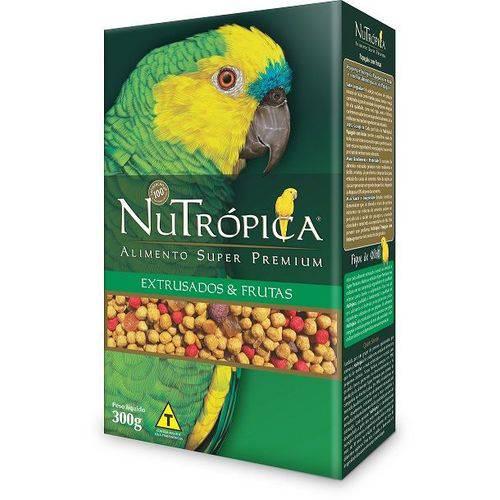Tudo sobre 'Ração Nutrópica para Papagaio com Frutas'