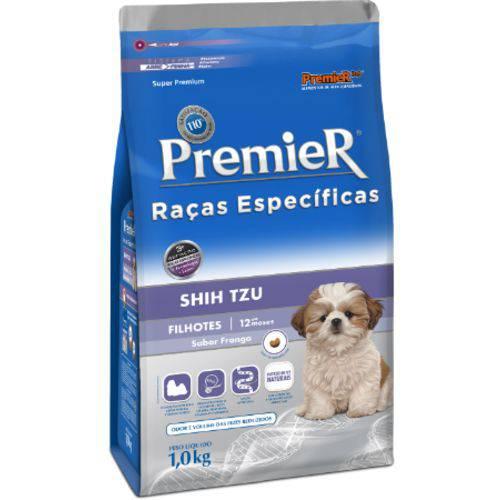 Tudo sobre 'Ração Premier Pet Raças Específicas Shih Tzu Filhote'