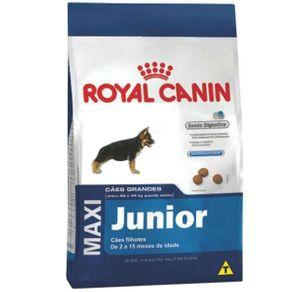 Tudo sobre 'Ração Royal Canin Maxi Junior 15 Kg'