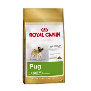 Tudo sobre 'Ração Royal Canin Pug Adult 1 Kg'
