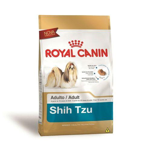 Tudo sobre 'Ração Royal Canin Shih Tzu Cães Adultos 1kg'