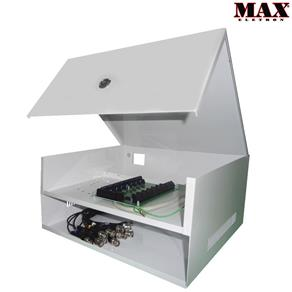 Rack Manager Box Mini Light 16 Canais Híbrido 2277 - Max Eletron