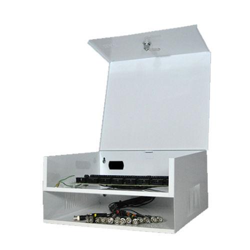 Rack Manager Box Mini Light 16 Canais Híbrido 2277 Max Eletron