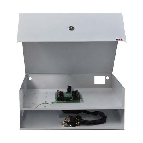 Rack Manager Box Mini Light 8 Canais Híbrido 2278 Max Eletron