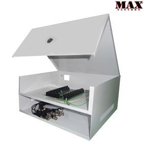 Rack Manager Box Mini Light 8 Canais Híbrido 2278 - Max Eletron