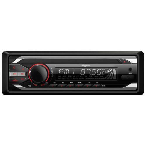 Tudo sobre 'Rádio Automotivo Quatro Rodas Cd Player Bluetooth Viva Voz Usb Sd Mp3 Aux'