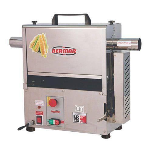 Ralador de Milho e Mandioca Elétrico Automático Profissional Industrial Inox Bermar BM 91 NR