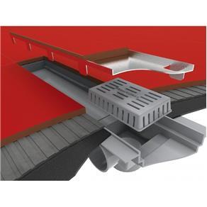 Ralo Linear Seco com Tampa Oculta Smart Line - 60cm