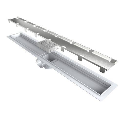 Ralo Linear Smart Tampa Oculta 60cm