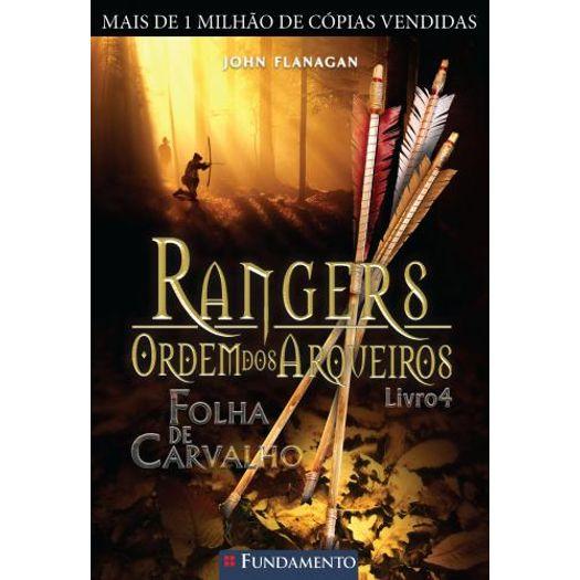 Tudo sobre 'Rangers - Ordem dos Arqueiros 4 - Fundamento'