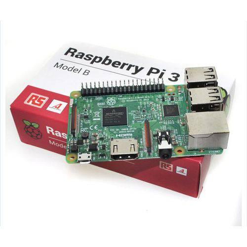 Tudo sobre 'Raspberry Pi 3 Caixa Manual Original Rpi3 Mini Computador'
