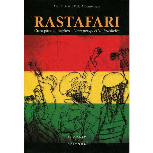 Tudo sobre 'Rastafari - Cura para as Nações - uma Perspectiva Brasileira'