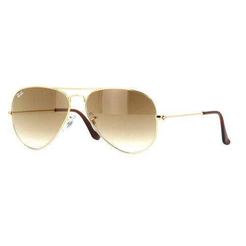 Ray Ban Aviador 3025 00151 Tam 55 - Oculos de Sol