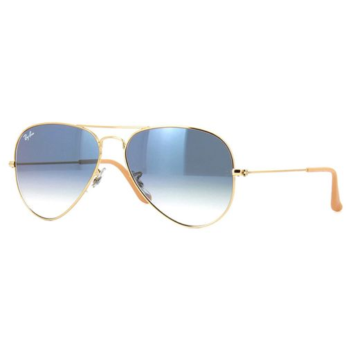 Ray Ban Aviador 3025 0013F Tam 55 - Oculos de Sol