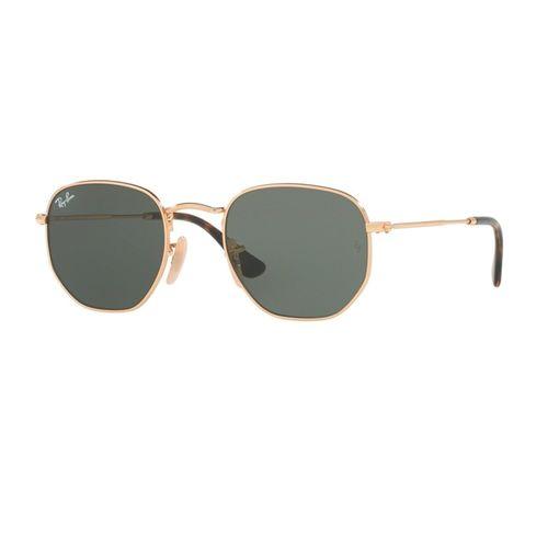 Tudo sobre 'Ray Ban Hexagonal 3548NL 001 - Oculos de Sol'