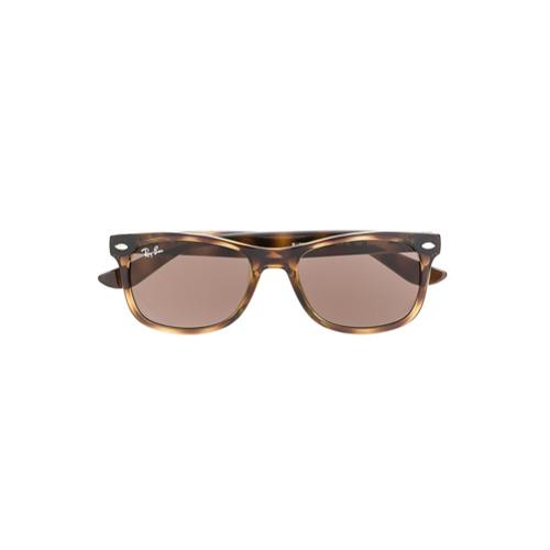 RAY-BAN JUNIOR Óculos de Sol 'New Wayfarer' - Marrom