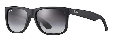 Óculos Justin Classico RB4165L Polarizado 55 - Ray Ban