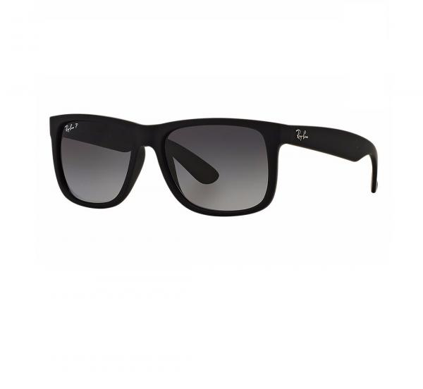Ray Ban Justin Polarizado RB4165L 622/T3 Óculos de Sol 5,7 Cm